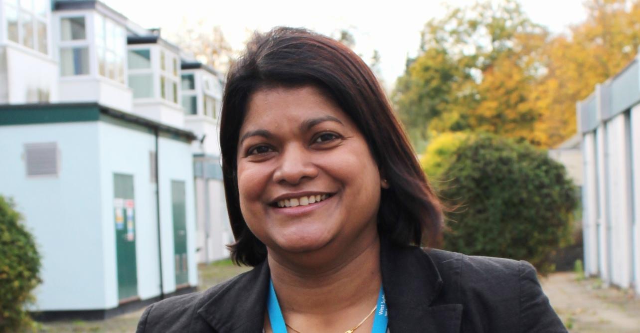 Nilu Hewapathirana, diabetes and endocrinology consultant
