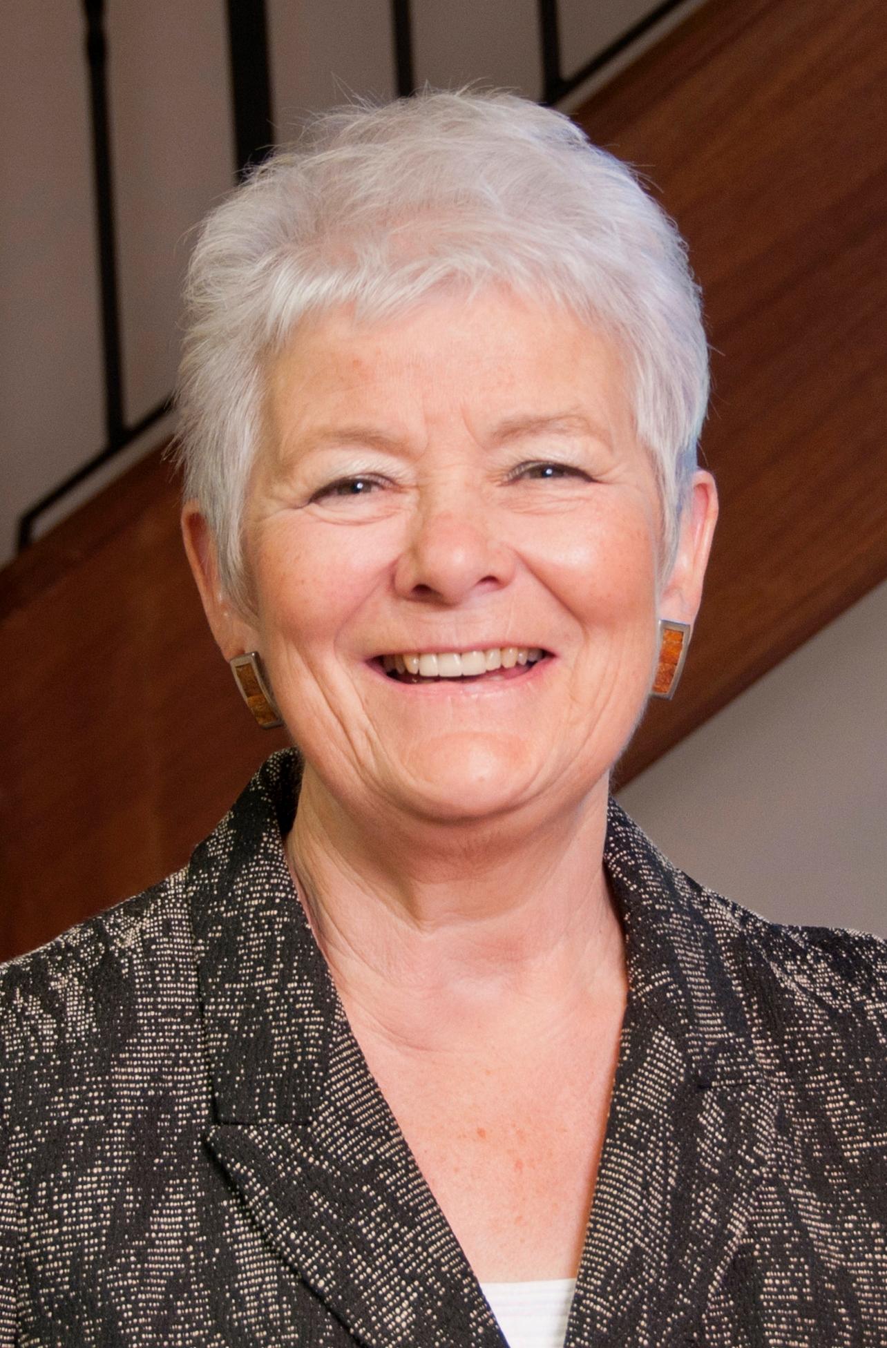 Sheila Childerhouse, West Suffolk NHS Foundation Trust's new chair
