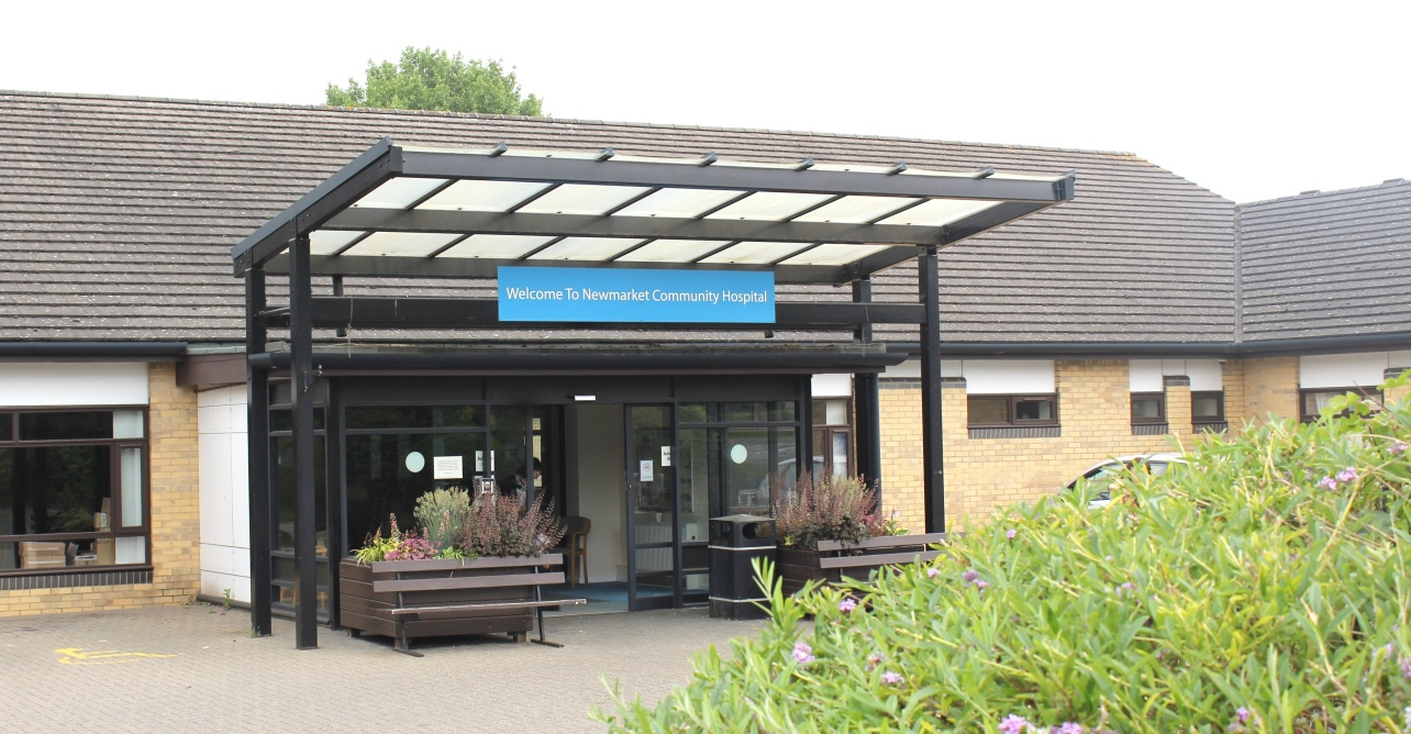Newmarket Community Hospital - one of the hospitals rated and scored by a team of patient assessors to help improve patient experience.