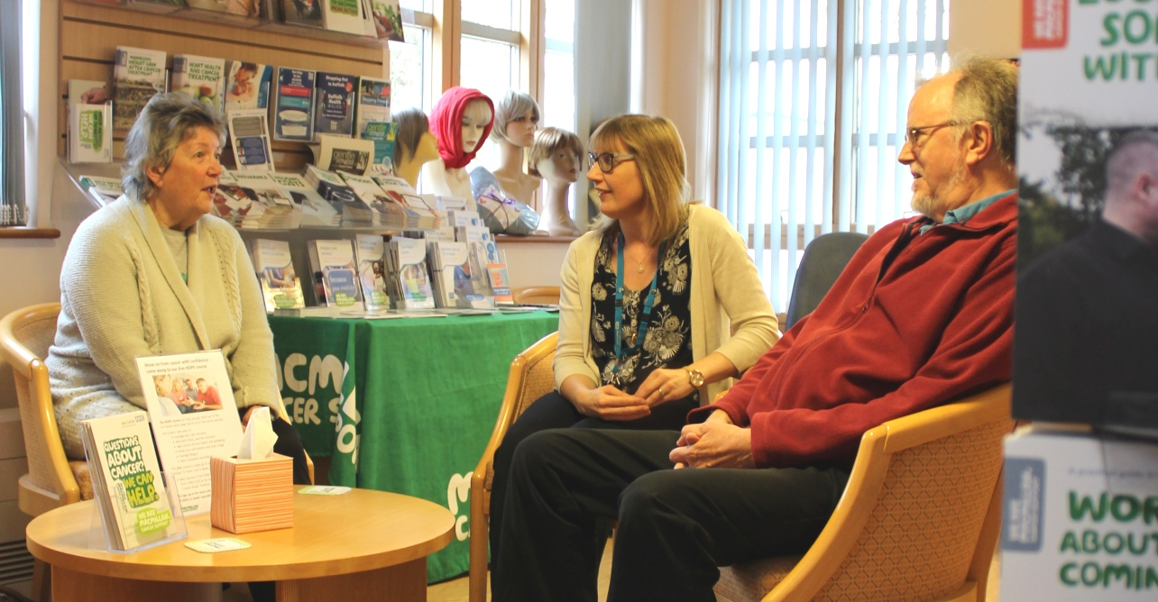 Our Macmillan Unit retains its high standards