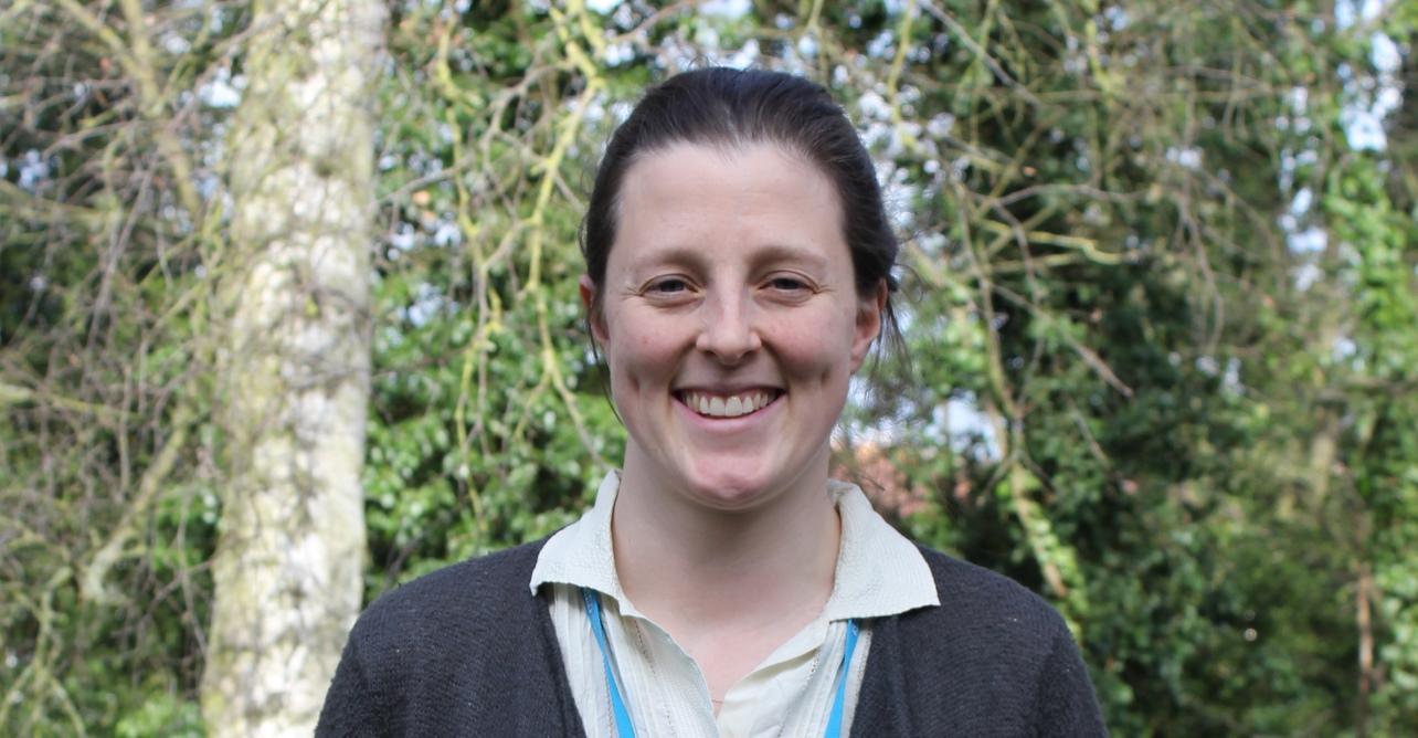 Dr. Tara Berger Gillam, registrar in public health medicine
