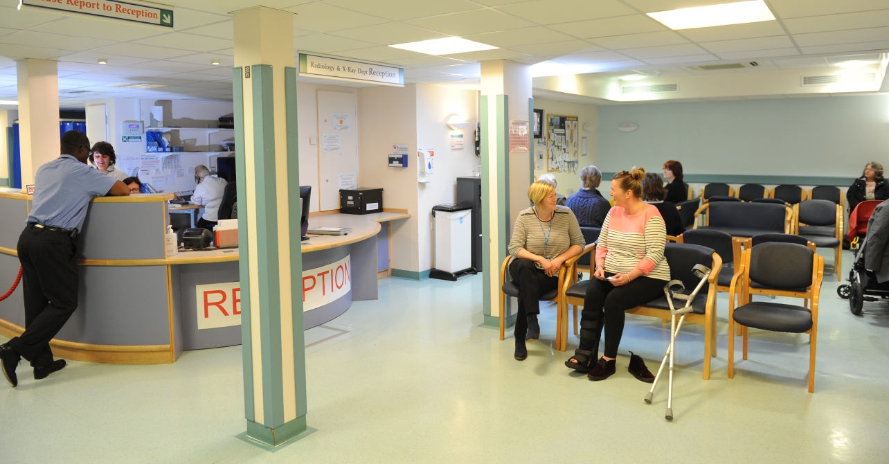 Patients at West Suffolk Hospital are going to benefit from a Changing Places facility.