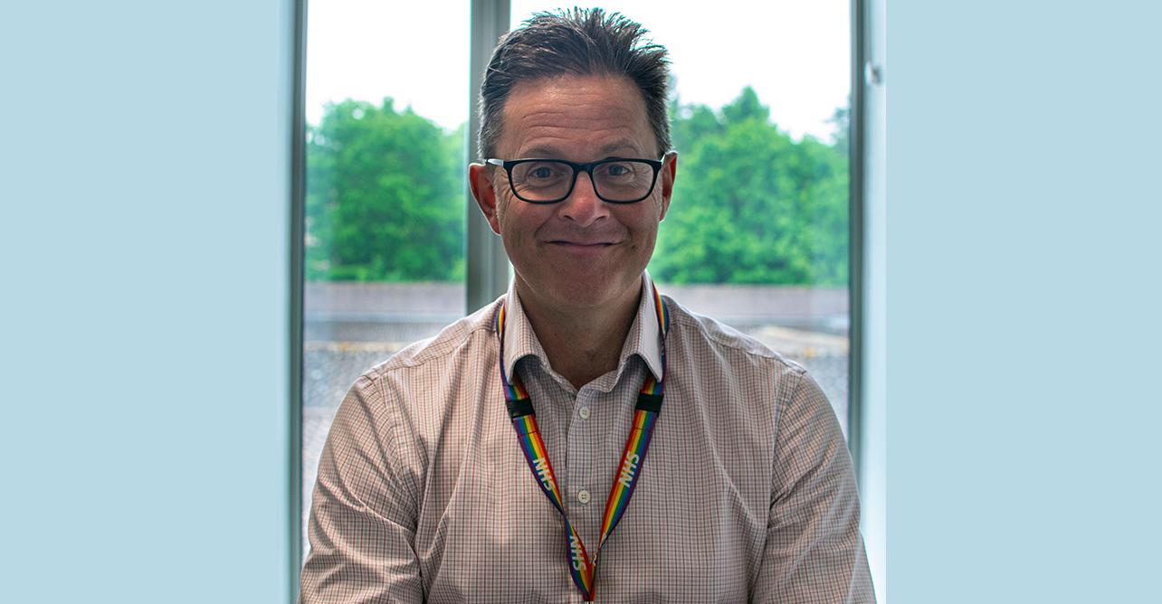 Paul Molyneux, interim medical director