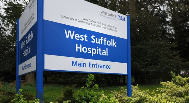 West Suffolk stroke care ranked among best in country