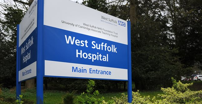 Changes to inpatient visiting