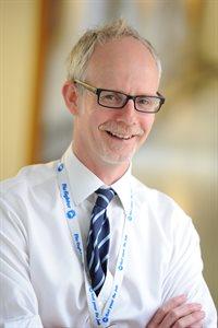 Chief executive, Steve Dunn